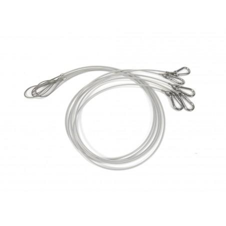 Safety wire Set 5x50cm