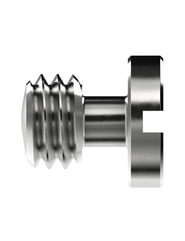 """3/8""""x16 Slotted Screw -..."""