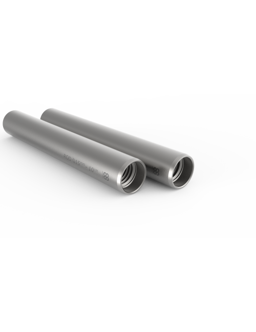 15mm Silver Rods by 8Sinn