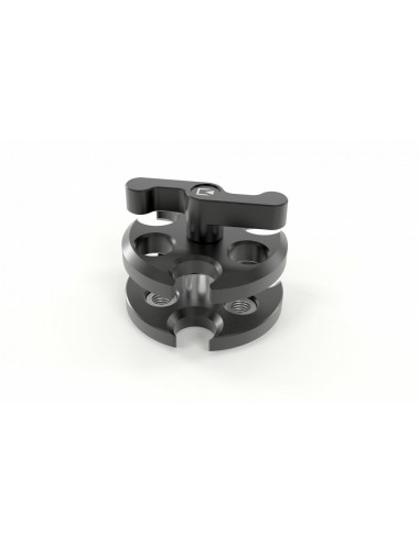 Vario Tripple Connecting Clamp