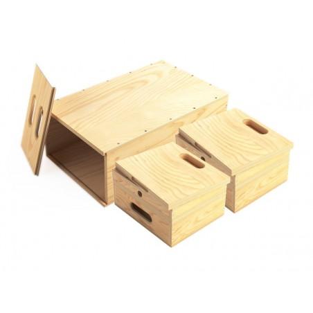 Mini Apple Box Compact Set