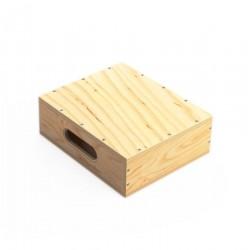 Mini-Apple-Box Die Hälfte