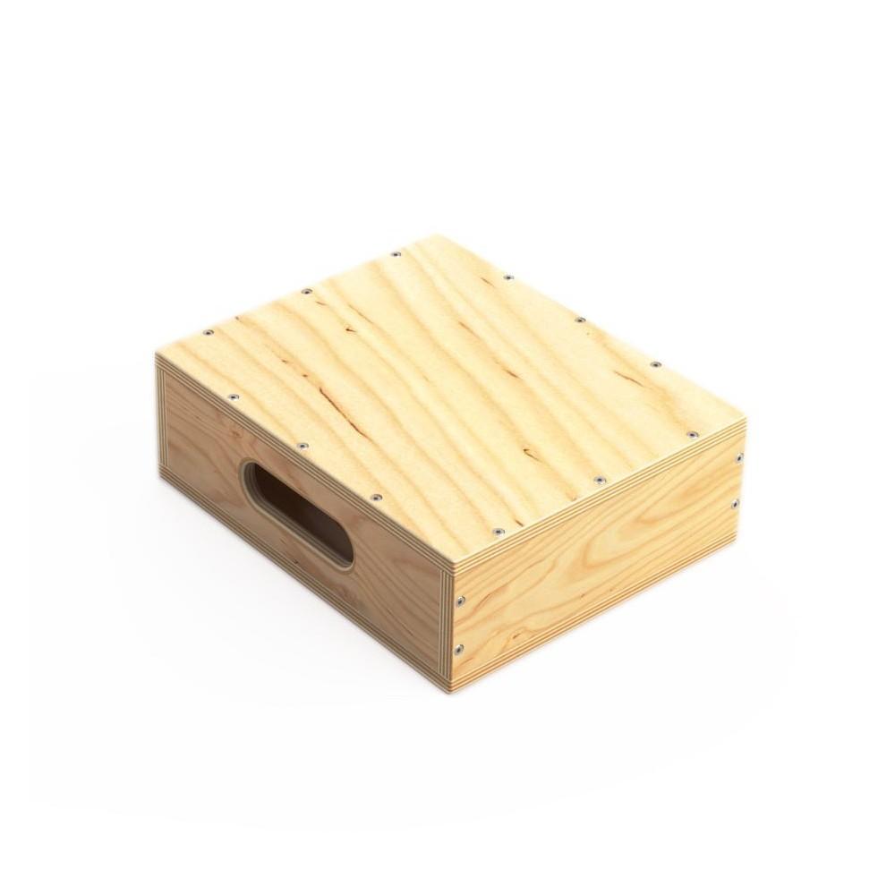 Apple Box Die Hälfte