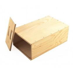 Apple Box Full Open