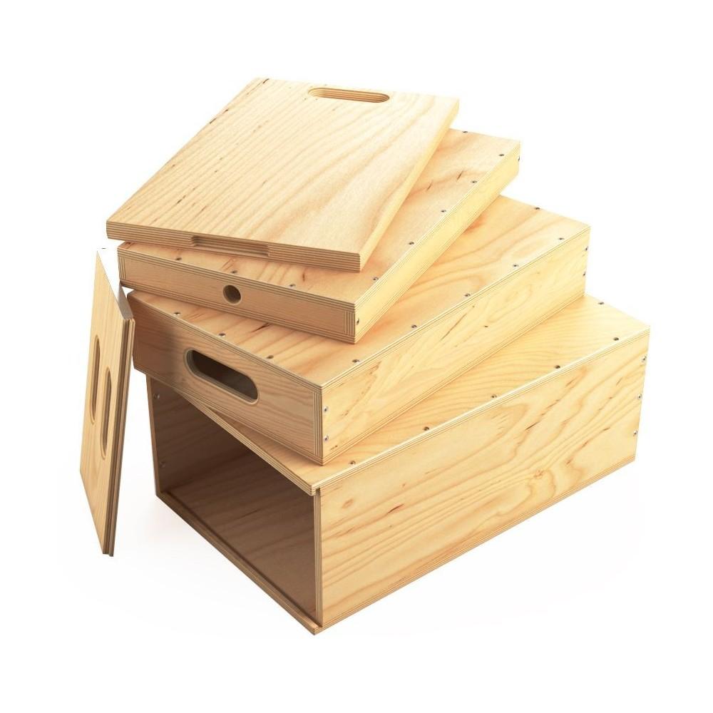 Apple Box Nested Set