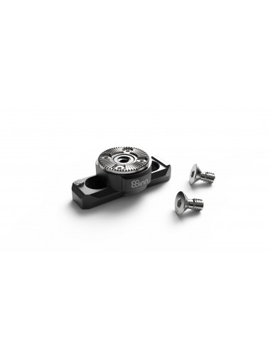 Arri Nato Rosette 28mm Mount + Safety Nato Rail 60mm
