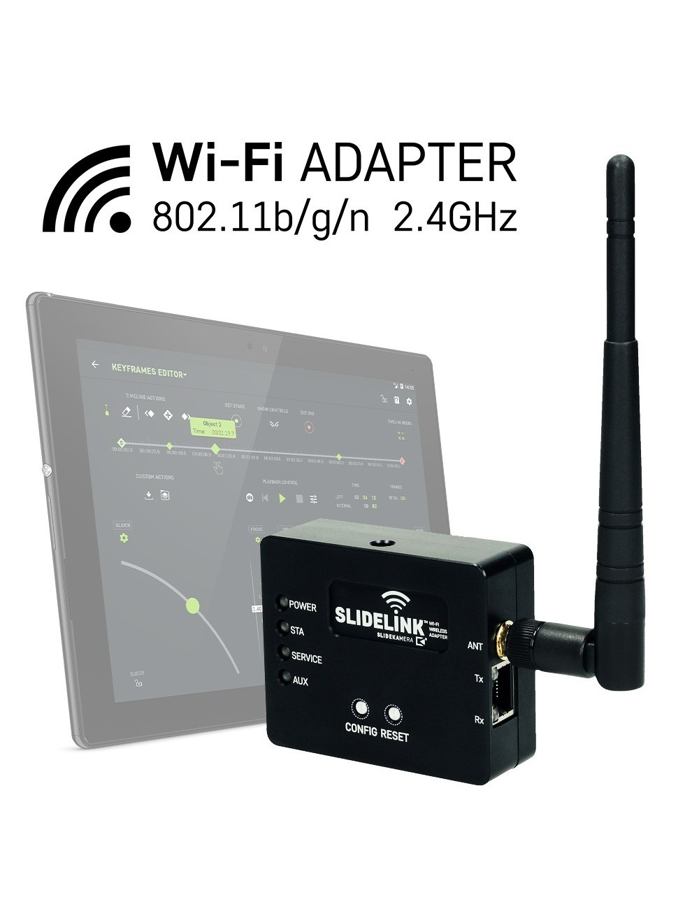 SLIDELINK wireless Wi-Fi adapter