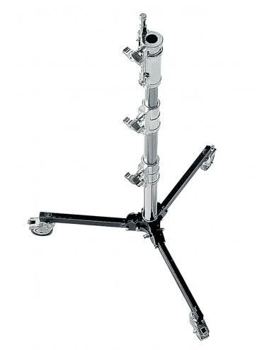 Roller Stand 12 mit Klapp-Basis und Gebremsten Rädern