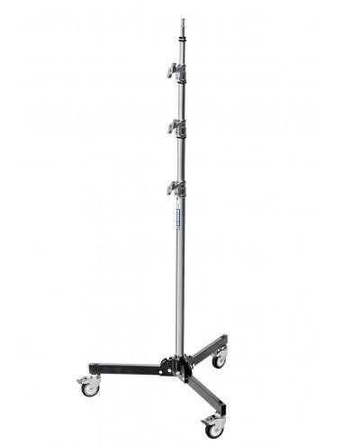 Roller 33 Faltung mit Standfuß und Gebremsten Rädern