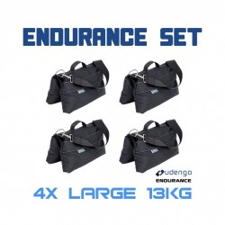 Sandbag Large HD Set 4 x 13 kg