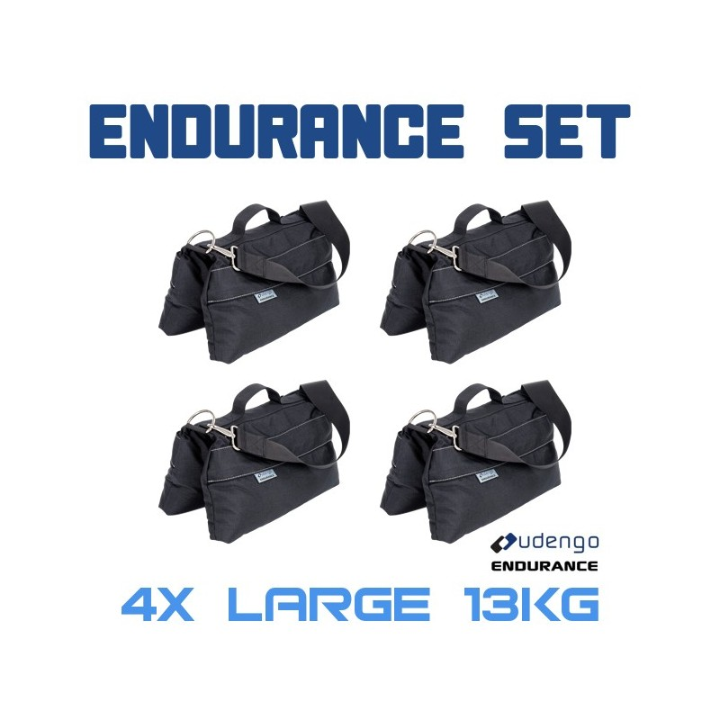 Sandbag Endurance Large Set 4 x 13 kg