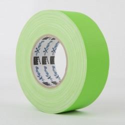 Taśma Gaffer Magtape Xtra Matt - 25mm x 50m kolor Fluorescent Green