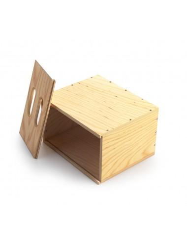 Mini Apple Box Full Nested
