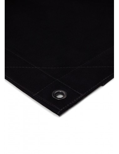 Black Heavy Duty - Black Denim 12'x12'