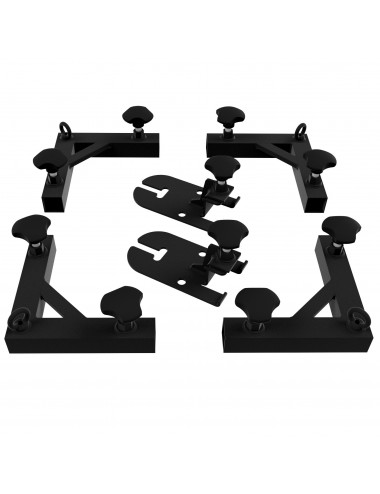 30mm Square Butterfly / Overhead Frame Set