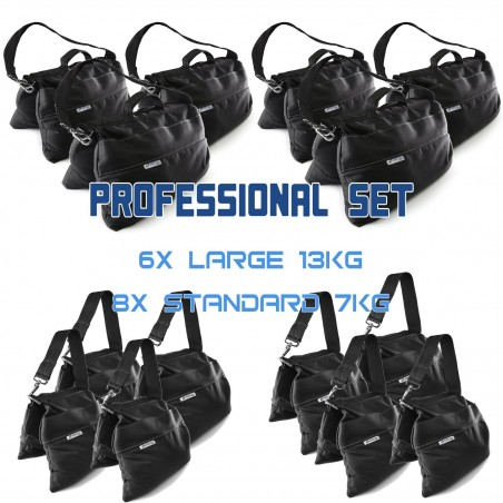 Sandbag Professional Set