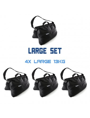 Sandbag Large Set 4 x 13 kg