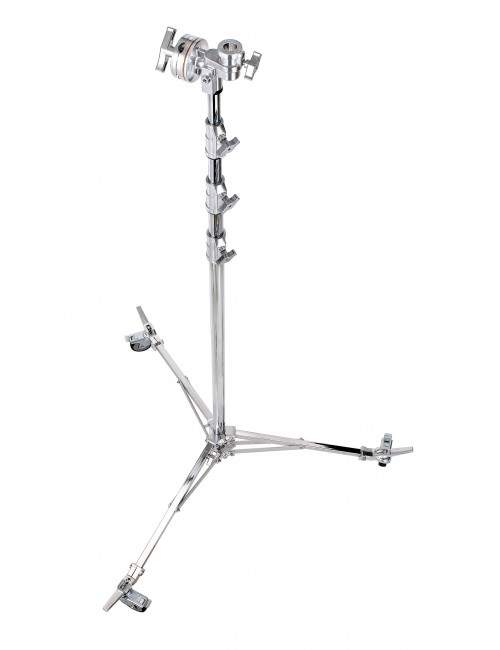 Overhead Stand 58 Steel with Braked Wheels