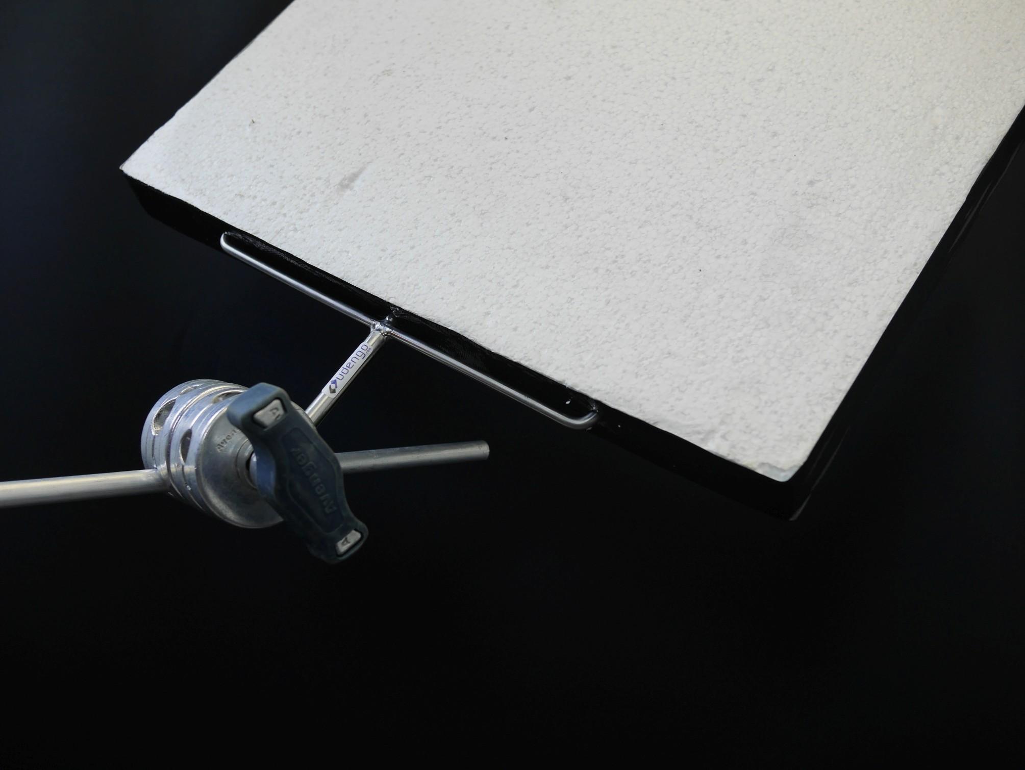 Udengo Polyboard fork
